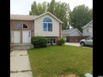 Pleasant Grove Single Family Home For Sale: 1793 W Garden Dr