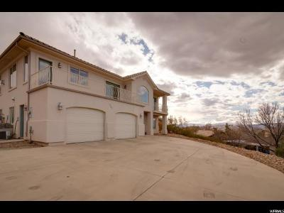 St. George Single Family Home For Sale: 961 W 680 N
