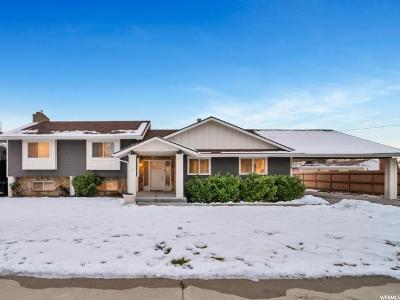 Orem Single Family Home For Sale: 1024 E 400 N