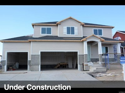 Eagle Mountain Single Family Home For Sale: 4289 E Harvest Crop Dr N