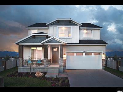 Herriman Single Family Home For Sale: 14884 S Beckham Dr #157