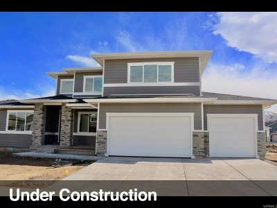 Eagle Mountain Single Family Home For Sale: 4298 E Harvest Crop Dr N