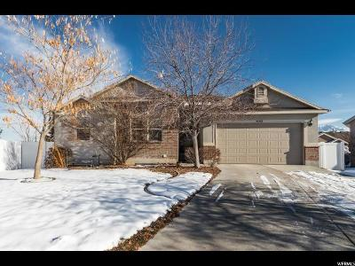 Herriman Single Family Home For Sale: 5152 W Alpen Glow Ct S