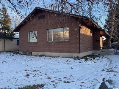 Orem Single Family Home For Sale: 369 W 700 S