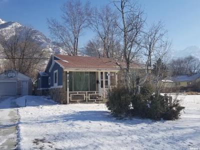 Weber County Single Family Home For Sale: 354 S Harrison Blvd