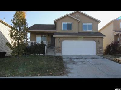 West Valley City Single Family Home For Sale: 6247 W City Vistas Way