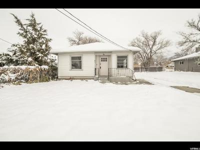 Tooele Single Family Home For Sale: 238 N 200 W