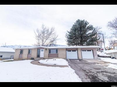 Mendon Single Family Home For Sale: 375 N 100 W