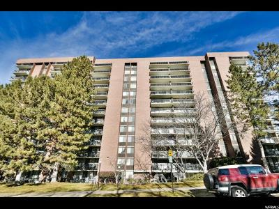 Salt Lake City Condo For Sale: 123 E 2nd Ave N #1112