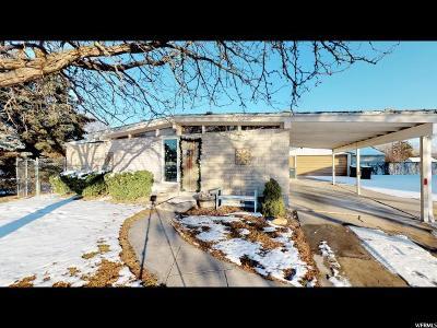Salt Lake City Single Family Home For Sale: 3991 S Hialeah Rd