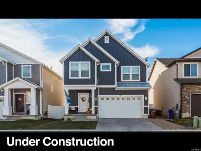 Layton Single Family Home For Sale: 918 E Mecham Ave #109