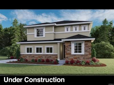 Springville Single Family Home For Sale: 743 W 1150 S #40