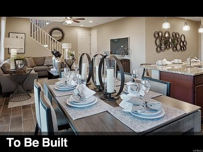 Springville Single Family Home For Sale: 1159 S 700 W #38