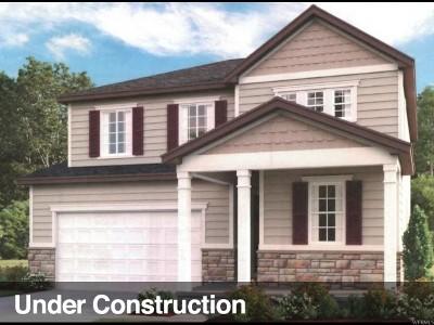 Springville Single Family Home For Sale: 748 W 1150 S #42