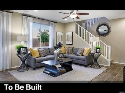 Springville Single Family Home For Sale: 1148 S 700 W #48