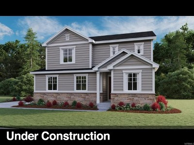 Springville Single Family Home For Sale: 1112 S 700 W #47