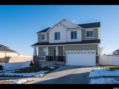 Herriman Single Family Home For Sale: 13053 S Muzzle Loader Dr W