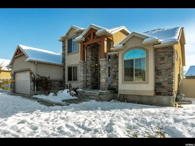 Stansbury Park Single Family Home For Sale: 348 E Warley Way N