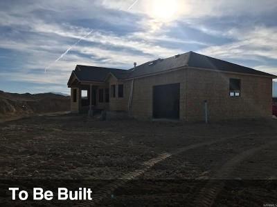 Grantsville Single Family Home Under Contract: 695 E 450 S #102