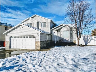 Tooele Single Family Home For Sale: 545 E 670 N