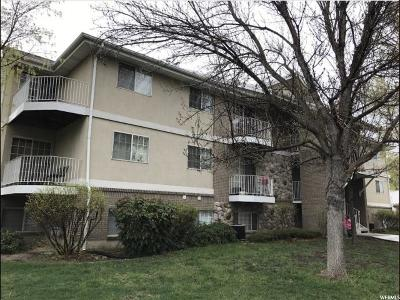 Provo Condo For Sale: 1273 N Riverside Ave #10