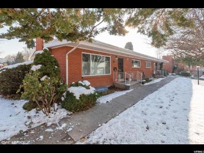 Salt Lake City Townhouse For Sale: 2270 E Murray Holladay Rd #16