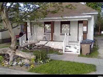 Salt Lake City Multi Family Home For Sale: 572 N 400 W