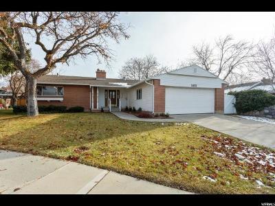 Salt Lake City Single Family Home For Sale: 2033 E Logan Ave S