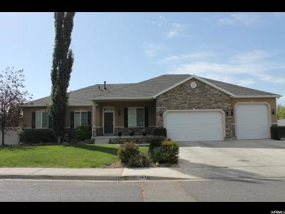 Pleasant Grove Single Family Home For Sale: 1463 W 2100 N