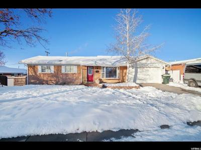 Tooele Single Family Home For Sale: 240 W 480 S