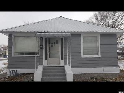 Tremonton Single Family Home For Sale: 205 S 100 W