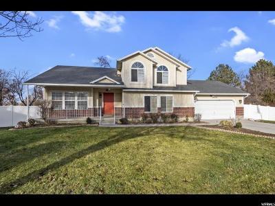 Holladay Single Family Home For Sale: 5344 S Edgewood Cir E