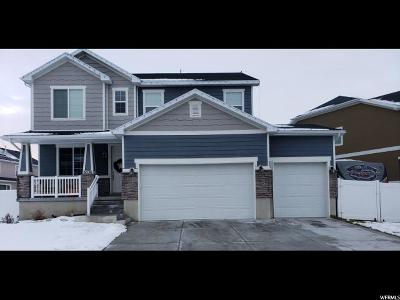 Stansbury Park Single Family Home For Sale: 6536 N Star Discovery Way