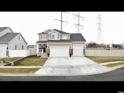 Davis County Single Family Home For Sale: 3250 W 1075 N