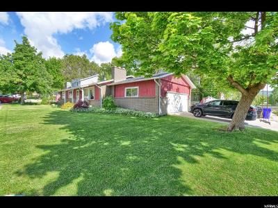 Bountiful Single Family Home For Sale: 1238 E 200 S