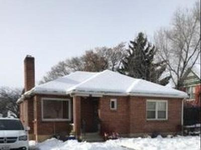 Brigham City Single Family Home For Sale: 186 S 100 W