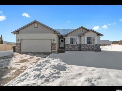 Hyrum Single Family Home For Sale: 208 S 1170 E