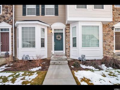 Salem Townhouse For Sale: 683 N 220 E