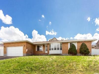 Tooele Single Family Home For Sale: 768 E Buzianis Way S