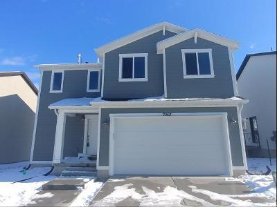 West Jordan Single Family Home For Sale: 7867 S Hephaestus Ln W #47