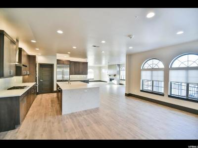 Salt Lake City Condo For Sale: 2369 E Murray Holladay Rd S #309