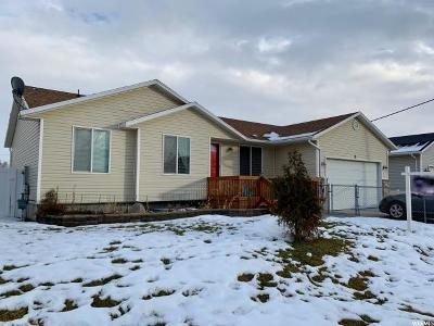 Grantsville Single Family Home For Sale: 21 Orchard Ln