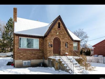 Logan UT Multi Family Home For Sale: $260,000