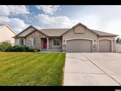 Wasatch County Single Family Home For Sale: 1090 E 570 S