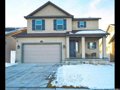 Wasatch County Single Family Home For Sale: 1154 S 300 W