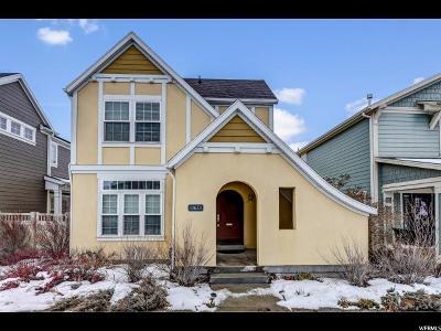 South Jordan Single Family Home For Sale: 10623 S Ozarks Dr