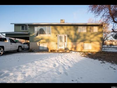 West Jordan Single Family Home For Sale: 7684 S 2250 W