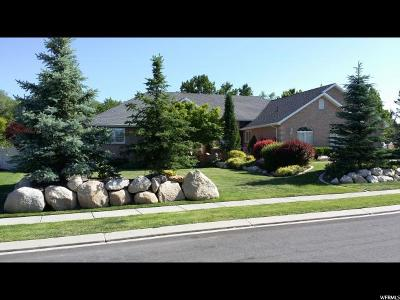 West Jordan Single Family Home For Sale: 2153 W 9140 S