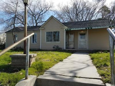 Brigham City Single Family Home For Sale: 463 S 500 W