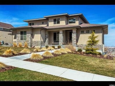 Herriman Single Family Home For Sale: 6088 W Herriman View Way